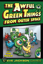 The Awful Green Things From Outer Space 8th Edition