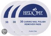Herôme Daily Protection - Handcreme - 3 x 30 ml - Voordeelverpakking
