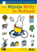 Nijntje Bouwplaat Holland