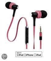 NoiseHush NX45i Stereo Headset Pink