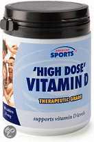 American Sports Vitamine D 25Mcg - 365 Tabletten