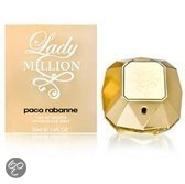 Paco Rabanne Lady Million - 50 ml - Eau de toilette