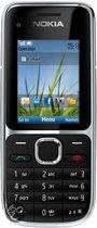 Nokia C2-01 - black