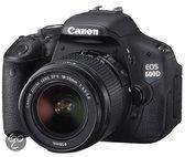 Canon EOS 600D + 18-55mm - Spiegelreflexcamera