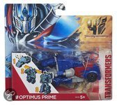 Transformers One-Step Changers Optimus Prime