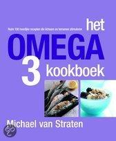 Het Omega 3 kookboek Straten, M. van