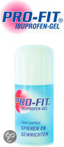 Pro-fit - 100 ml - Ibuprofen gel