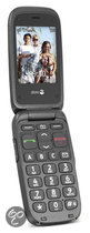 Doro PhoneEasy 612 black/black with camera