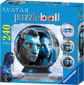 Ravensburger Puzzelbal - Avatar : Jake & Neytiri