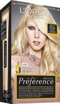 L'Oréal Paris Récital Préférence - 10.1 Helsinki Extra Licht Asblond - Haarkleuring