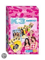 K3 Kwartet - Kaartspel