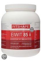 Fitshape Eiwit 85% Vanille - 400 gr - Drinkmaaltijd