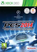 Foto van Pro Evolution Soccer 2014