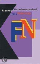 Kramers vertaalwoordenboek Frans-Nederlands