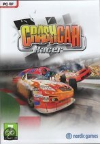 Crash Car Racer  (DVD-Rom)
