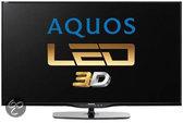 Sharp LC-60LE652E - 3D led-tv - 60 inch - Full HD - Smart tv