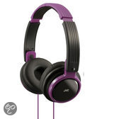 JVC HA-S200-V - On-ear Koptelefoon - Paars