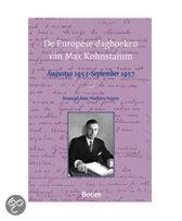 De Europese dagboeken van Max Kohnstam