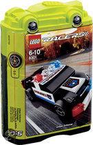 LEGO Racers Politieracer - 8301