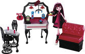 Monster High Die-Ner met pop Draculaura