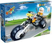 BanBao Politie Politiemotor - 8352