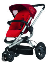 Quinny Buzz 3 - Kinderwagen - Rebel Red