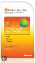 Microsoft Office Home And Student 2010 Eng. PC Attach Key PKC Microcase