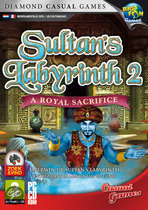 Diamond The Sultan's Labyrinth 2: Het Offer van Bahar