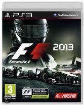 Foto van F1 2013