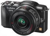 Panasonic Lumix DMC-GF5 14-42mm Powerzoom - Systeemcamera - Zwart