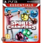 Foto van Sports Champions - PlayStation Move - Essentials Edition