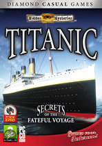 Diamond Hidden Mysteries: Titanic