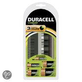 Duracell Multi oplader CEF 22  - 3 uur oplaadtijd- 0 batterijen