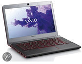Sony Vaio SVE14A1V1EB Laptop - Core i5-2450M 2.5 GHz / 4GB DDR3 RAM / 640GB HDD / HD 7650M / 14 inch / QWERTY