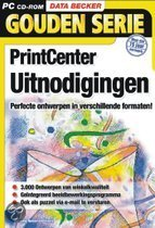 Print Center, Uitnodigingen