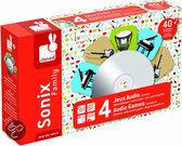 Sonix muziek - familie incl.CD+80 kaarten