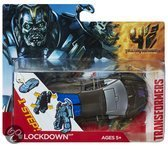 Transformers One-Step Changers Lockdown