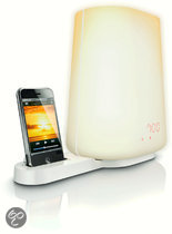 Philips HF3490 Wake-up Light met iPod/iPhone-dock