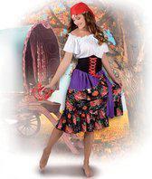 superluxe Gypsy Rilana - Kostuum - Maat 40/42