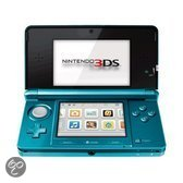 Nintendo 3DS - Water Blauw
