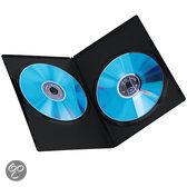 Hama 04751183 Dvd Slim Box - 5 stuks / Zwart