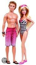 Barbie en Ken - Barbie pop