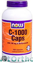 Now Vitamine C Bioflav - 1000 mg