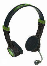 GameOn Cadet Gear Gamer Headset XCF1 Zwart Xbox 360