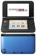 Foto van Nintendo 3DS XL Zwart + Blauw