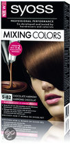 SYOSS Mixing Colors 5-82 Chocolate Harmony - Haarkleuring