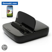 qMust Desktop Dock Samsung Galaxy S4 (black)