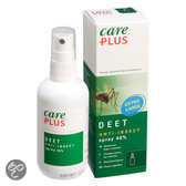 Tropenzorg - Deet 40 % - 60 ml - Anti-insecten Spray