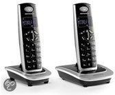 Motorola D502 - Duo DECT telefoon - Zwart