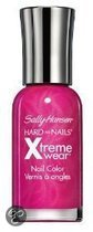 Sally Hansen Hard as Nails - Hot Magneta 120 - Roze - Nagellak